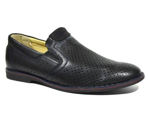 Туфлі Calorie арт. BL122-7 black 9b74fab103898